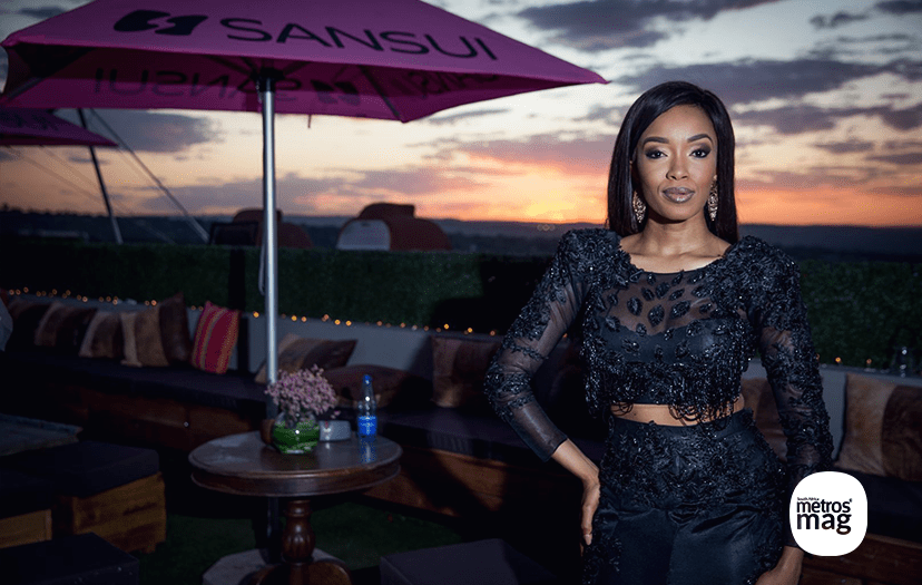 Dineo Moeketsi's reasons why not to miss the Sansui Summer Cup
