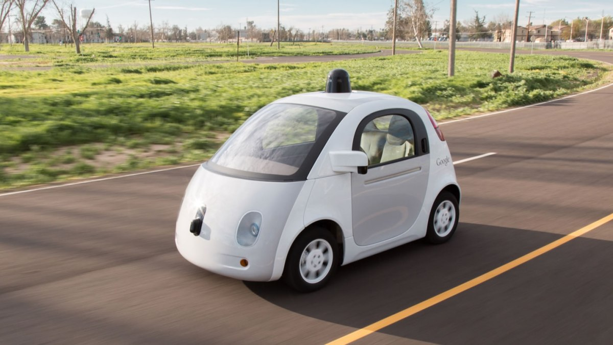 Self-driving cars: US tells Google their computers can qualify as drivers