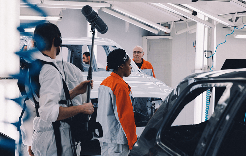 Volvo Cars celebrates diversity with XC60: Made by People