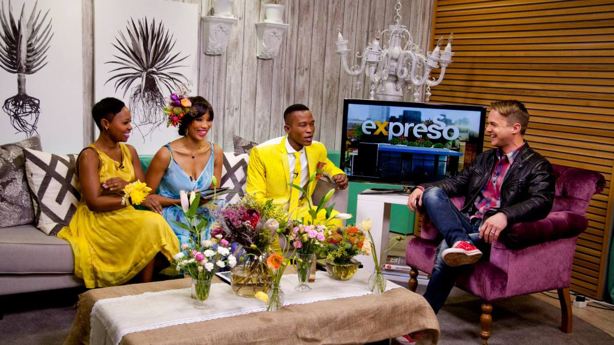 SABC3 Expresso scoop Best Variety Show win at 2017 SAFTAs