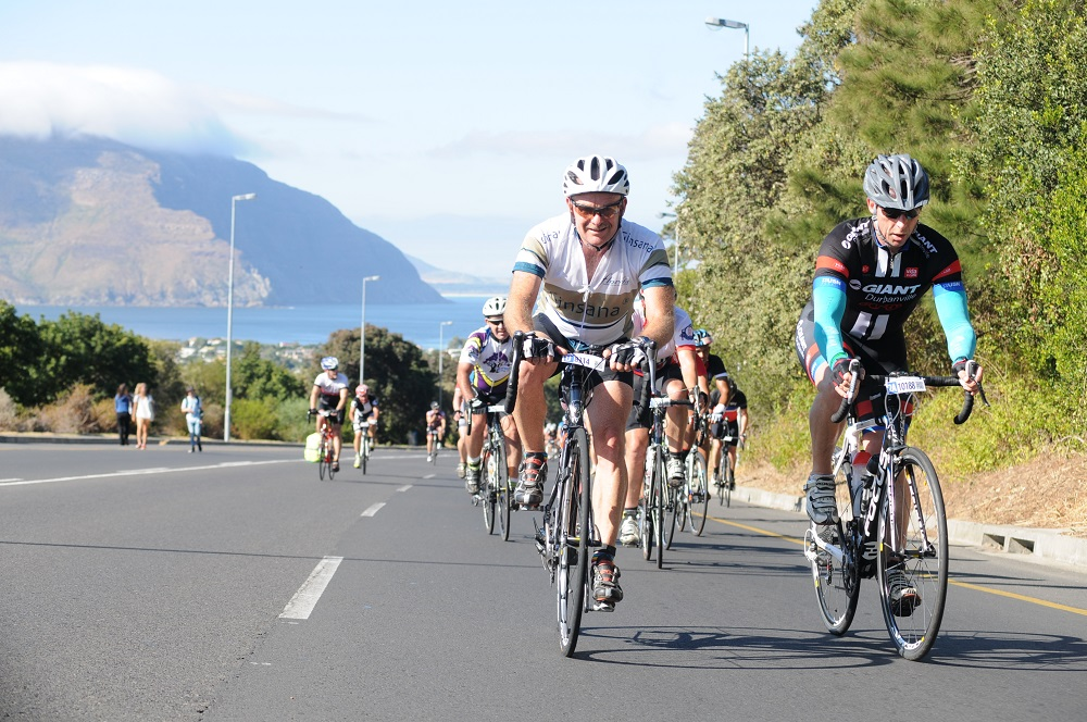 Cancer survivor gives back at Cycle4Cansa
