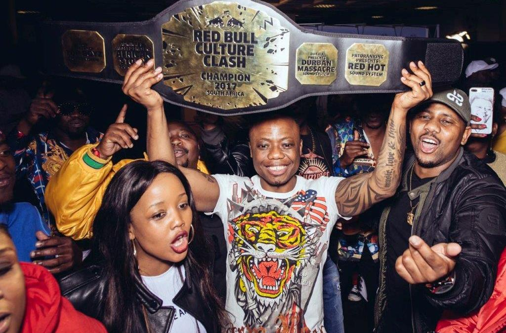 Dj Tira Massacres Red Bull Culture Clash 2017