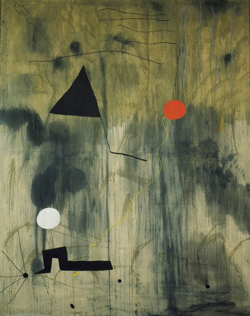 Joan Miró. The Birth of the World