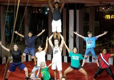Circus Harmony is Changing Lives