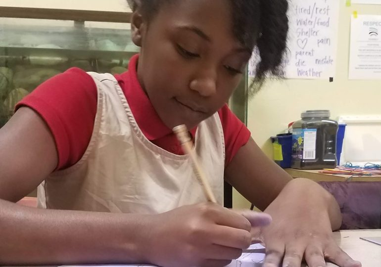 Students learn empathy through art after school