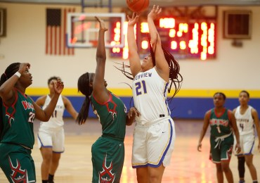 Freshman shine for Riverview Girls in win over Normandy