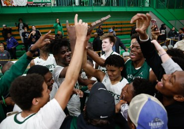 Collins and Crew lead St. Mary's to 2nd Straight Title