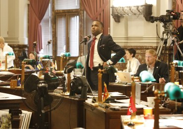 Bill seeks new public vote, hoping to stop ward reduction