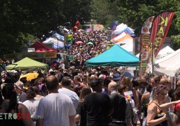 "Tower Grove's ""alternative"" Pride event is no second fiddle"