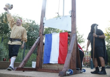Soulard's Bastille Day honors French heritage, with a twist