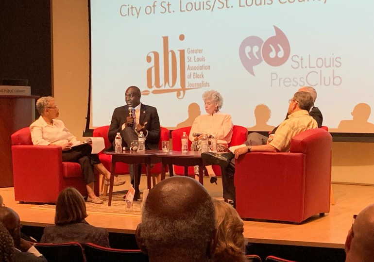 The Great Divorce: Forum seeks ways to end divide between St. Louis city, county