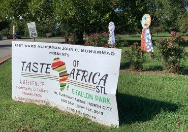'Taste Of Africa' brings flavor of Diaspora to north St. Louis