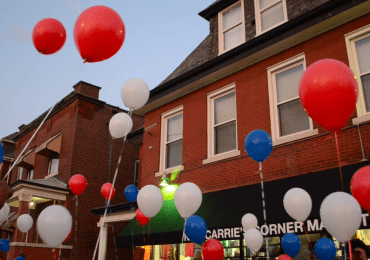 New Carrie's Corner Market's annual block party strengthens neighborhood