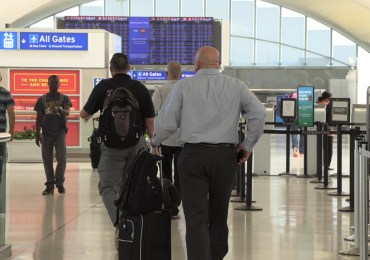 Biometric screening at airport could speed up check-in