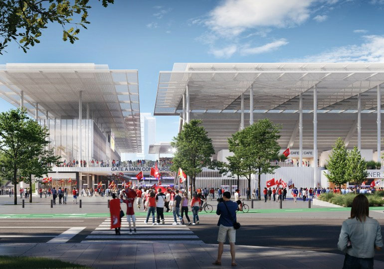 MLS stadium tax breaks get first-round approval