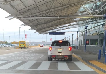 Airport drop-off procedure changes at Terminal 2