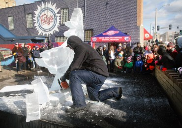 The Loop Ice Carnival