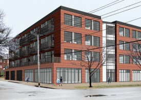 Preservation Board approves apartments – with more bricks
