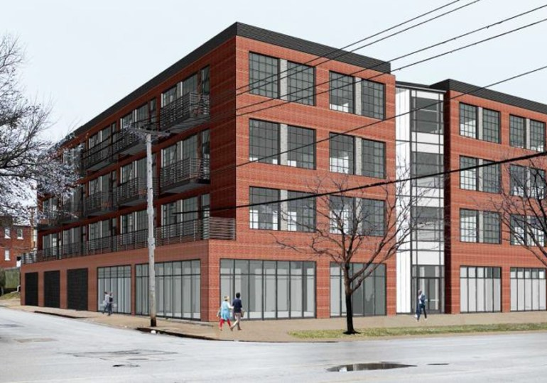 Preservation Board approves apartments - with more bricks