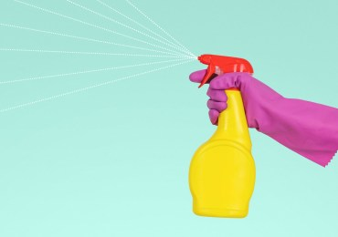 Clean, disinfect to stay healthy at home, CDC advises