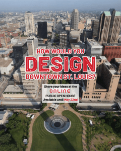 Got ideas for downtown? Tell Downtown STL