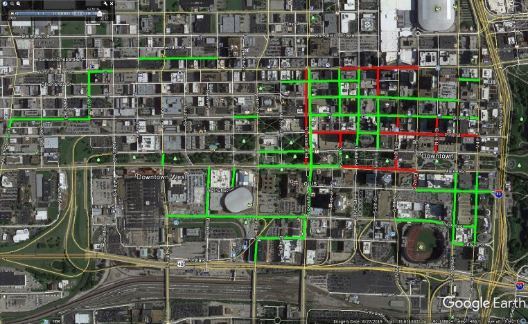 Downtown paving project beginning Friday