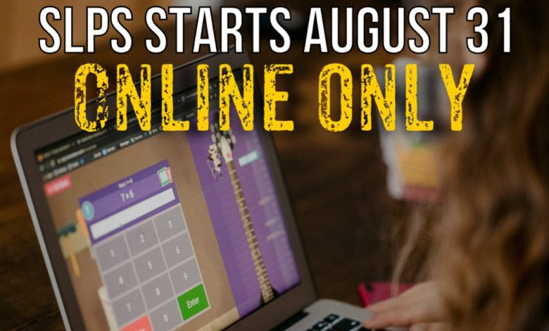SLPS Online Only