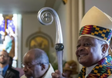 Social issues are a priority for cardinal-to-be Wilton Gregory