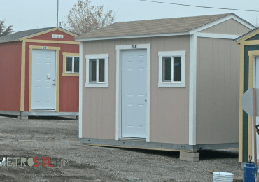 Tiny house village near downtown gets first residents