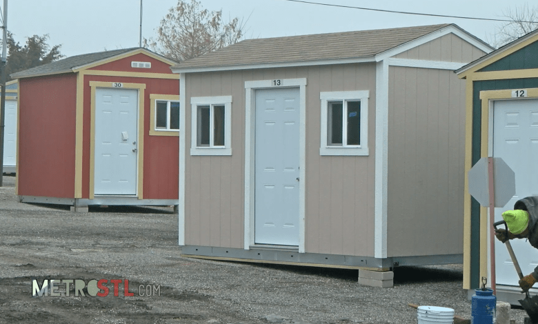 Tiny Village located in North City will begin to receive new residents