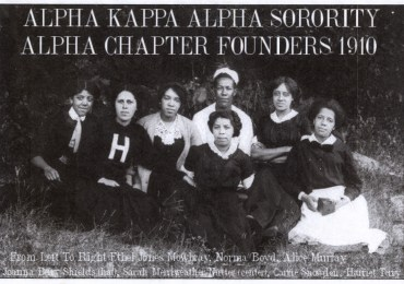 Black sororities blaze trail of achievement