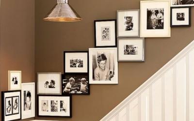 Cara Kreatif Pajang Foto di Dinding Rumah Anda