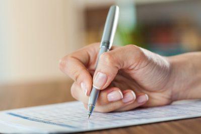 Listing Agent Information Form