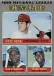 Mets Card of the Week: 1970 NL Batting Leaders (Cleon Jones)