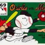 Mets Card of the Week: Fleer World Series Mets-Orioles