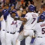 Mets slow start + Reyes fast start could = Reyes exit