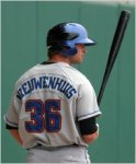 Mets Minors: Lost year for Gibson-like Nieuwenhuis
