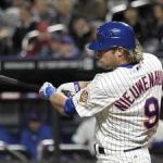 Kirk Nieuwenhuis is Mets' best option for leading off