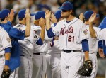 Lucas Duda should get as much playing time as possible down the stretch
