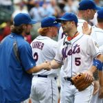 Where do you stand on trading R.A. Dickey and David Wright?