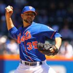 Maybe it's time for the Mets to extend Dillon Gee