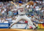 Jeremy Hefner, Mets roll along as perfect storm continues