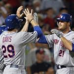 Lucas Duda or Ike Davis: Pick one