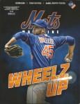 Mets memorabilia review: 2013 program volume 52 #4