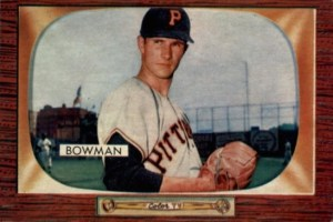 1955 Roger Bowman