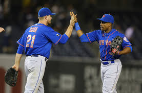 2014 Mets Celebrate