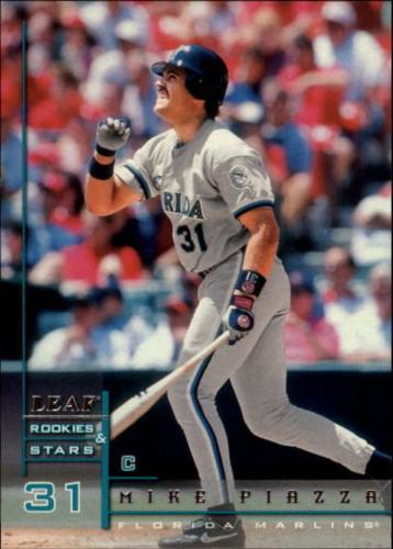 Mets Card Of The Week 1998 Mike Piazza