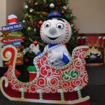 What Mr. Met wants for Christmas