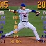 Mets360 2016 projections: Noah Syndergaard
