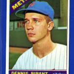 Denny (Ribant) and the Mets, a notable 50th anniversary